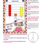 Bar graph worksheet