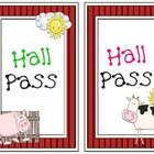 Barn Theme Passes/ Management System