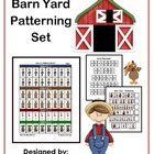 Barn Yard Patterning Set