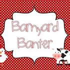 Barnyard Banter comprehension game