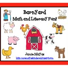 Barnyard Math &amp; Literacy Fun!