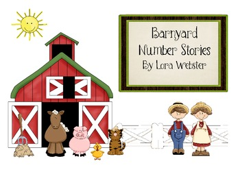 Barnyard Number Stories