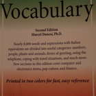 Barron's Italian Vocabulary 2nd Edition