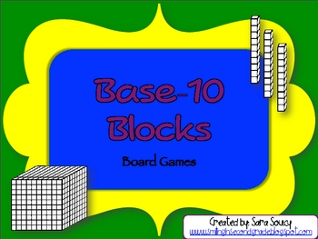 Base-10 Blocks Games