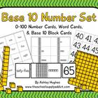 Base 10 Number Set {free}
