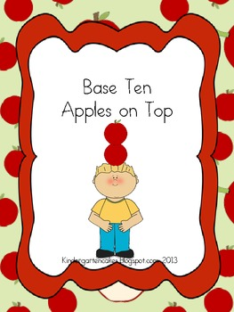Base Ten Apples on Top
