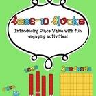 Base Ten Blocks Unit and Games!