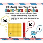 Base Ten/Place Value Friends Set One