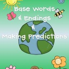 Base Word (double consonant) Endings, Drawing Conclusions