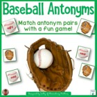 Baseball Antonyms