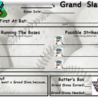 Baseball Themed Goal Sheet