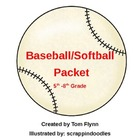 Baseball/Softball Packet 5th - 8th Grade