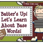 Basewords at the Ballfield