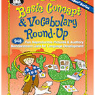 Basic Concept &amp; Vocabulary Round-Up
