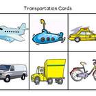 Basic Concepts: Transportation