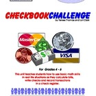 Basic Math Skills: Checkbook Challenge