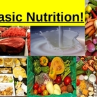Basic Nutrition Power Point Presentation