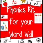Basic Phonics Kit