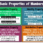 Basic Properties of Numbers