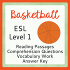 Basketball (ESL 1)