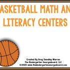 Basketball Math and Literacy Madness:  A Common Core Aligned Pack