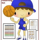 Basketball Patterning Set