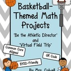 Basketball-Themed Math Projects for Grade 4