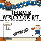 Basketball Welcome Pack