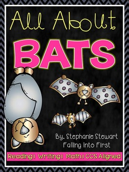 Bats {Bats Unit Non-Fiction}