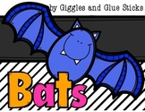 Bats! (Daily 5 Activities) with QR Code Listening Center a