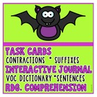 BATS - Interactive Journal, Task Cards, and More