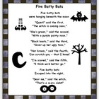 Bats Poetry Center Packet