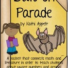 Bats on Parade, by Kathi Appelt, Math and Literature Packet