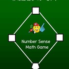 Batter Up! Place Value Math Game