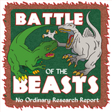Battle of the Beasts: Dinosaur Research