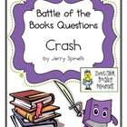 "Battle of the Books Questions: ""Crash"", by Jerry Spinelli"