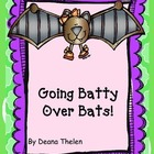 Batty About Bats Language Arts Activities
