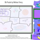 Bb Puzzle by Melissa Yancy for pc