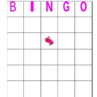 Be My Valentine Bingo