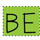 """Be You"" Bulletin Board Cut Outs"