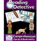 Be a Reading Detective! Reading Comprehension Task Cards a