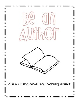 Be an Author- At the Zoo