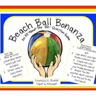Beach Ball Bonanza:  An All-About-Me WH- Question game