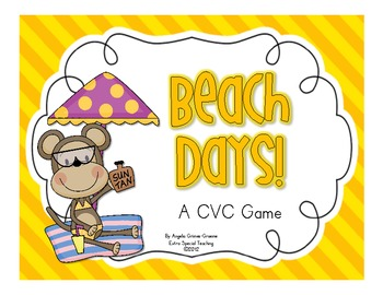 Beach Days - A CVC Game