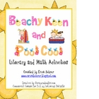 Beachy Keen and Pool Cool Literacy and Math Activities