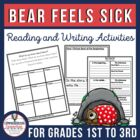 Bear Feels Sick by Karma Wilson Unit Activities