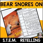 Bear Snores On Book Activities