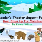 Bear Stays Up For Christmas - Reader's Theater Support Pack