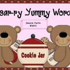 Bear-y Yummy Words