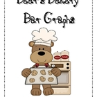 Bear&#039;s Bakery Bar Graphs for the Primary Grades (K-3)